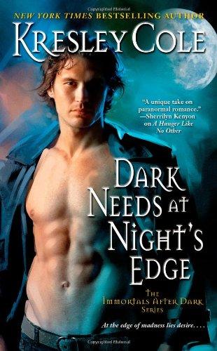 Dark Needs at Night's Edge 9781416547075