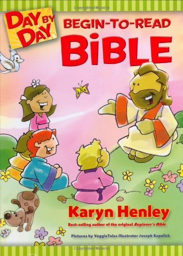 Day by Day Begin-To-Read Bible 9781414309347