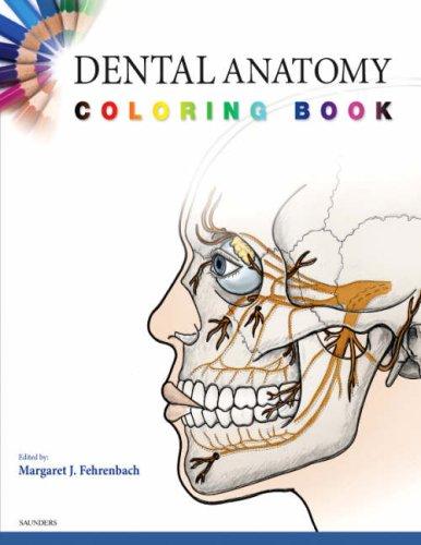 Dental Anatomy Coloring Book 9781416047896