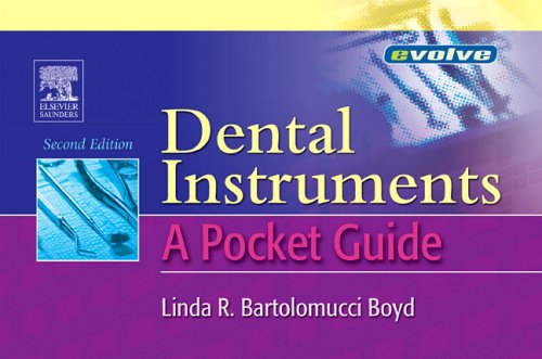 Dental Instruments: A Pocket Guide 9781416023296