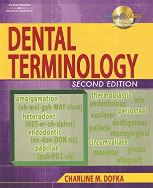 Dental Terminology [With CDROM] 9781418015220