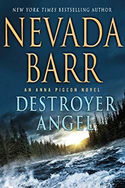 Destroyer Angel (Wheeler Large Print Book Series)