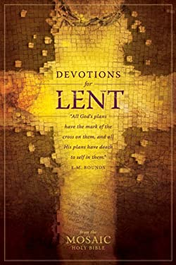 Devotions for Lent 9781414335810