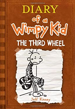 Diary of a Wimpy Kid: The Third Wheel 9781419705847
