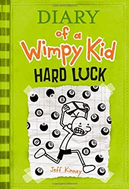 Diary of a Wimpy Kid: Hard Luck, Book 8 9781419711329