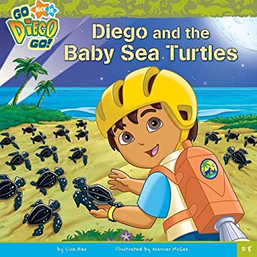 Diego and the Baby Sea Turtles 9781416954507