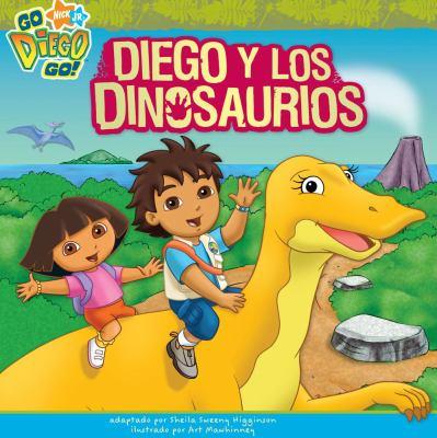 Diego y los Dinosaurios = Diego's Great Dinosaur Rescue 9781416958710