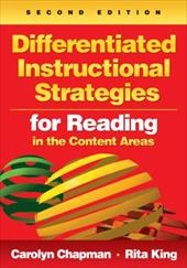 Differentiated Instructional Strategies for Reading in the Content Areas 6190894