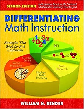 Differentiating Math Instruction: Strategies That Work for K-8 Classrooms 9781412970815