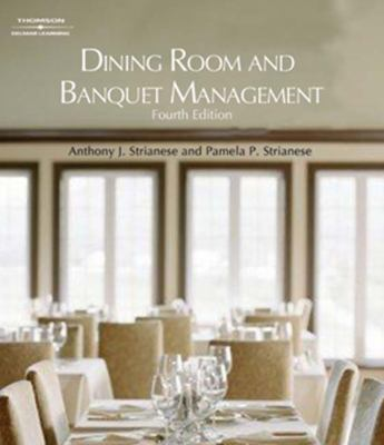 Dining Room and Banquet Management 9781418053697