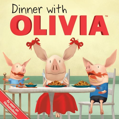 Dinner with Olivia 9781416971870