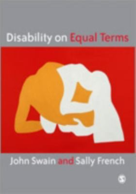 Disability on Equal Terms 9781412919876