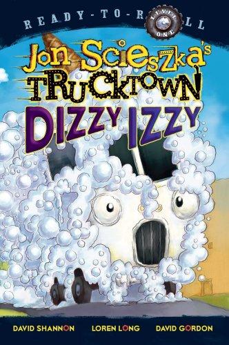 Dizzy Izzy 9781416941569