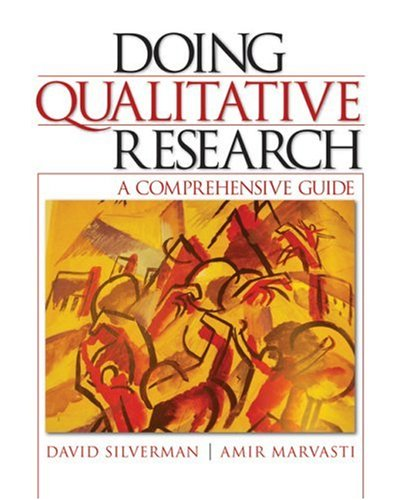 Doing Qualitative Research: A Comprehensive Guide 9781412926393