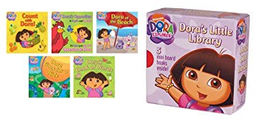 Dora's Little Library 9781416980292