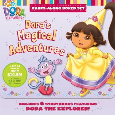 Dora's Magical Adventures 9781416975830