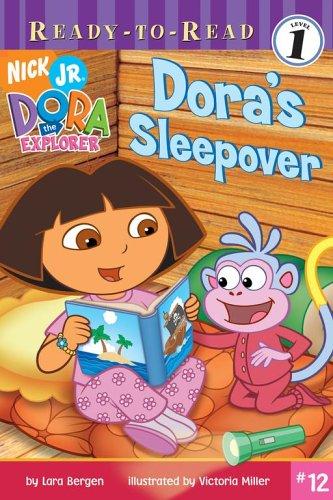 Dora's Sleepover 9781416915089