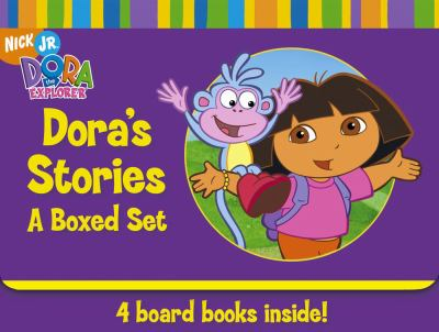 Dora's Stories: A Boxed Set 9781416900351