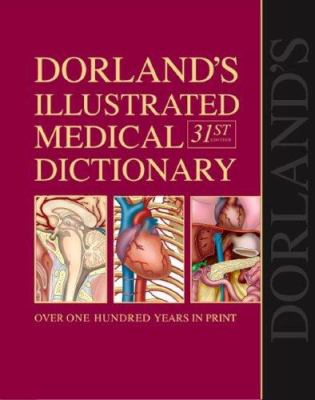 Dorland's Illustrated Medical Dictionary [With CDROM] 9781416023647
