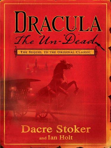 Dracula the Un-Dead 9781410420787