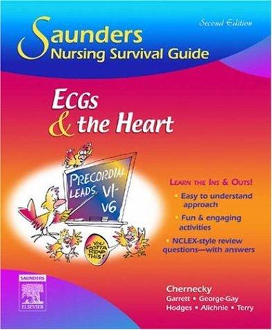ECGs & the Heart 9781416028789