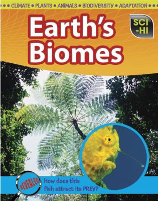 Earth's Biomes 9781410933379