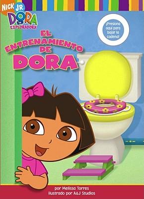 El Entrenamiento de Dora = Dora's Potty Book 9781416915652