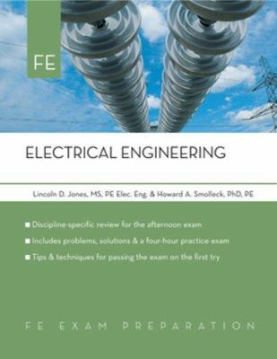 Electrical Engineering: Fe Exam Preparation 9781419505720