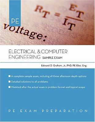 Electrical and Computer Engineering: Sample Exam 9781419505348