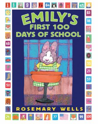 Emily's First 100 Days of School 9781417728480