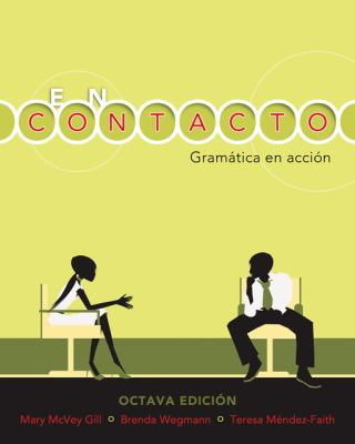 En Contacto: Gram Tica En Accion (with Audio CD) [With CD (Audio)] 9781413013771