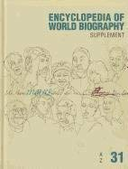 Encyclopedia of World Biography Supplement 9781414459066