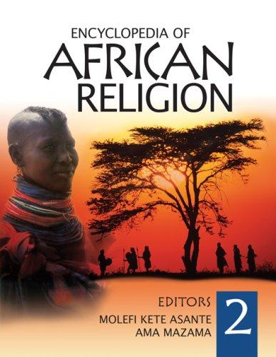Encyclopedia of African Religion 2 Volume Set
