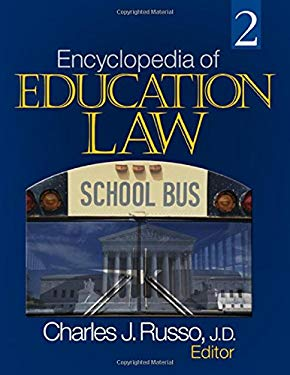 Encyclopedia of Education Law 9781412940795