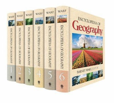 Encyclopedia of Geography 9781412956970