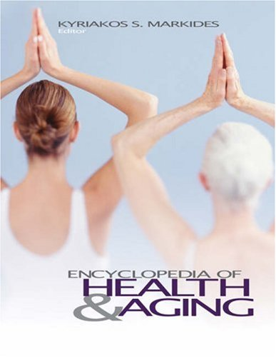 Encyclopedia of Health and Aging 9781412909495