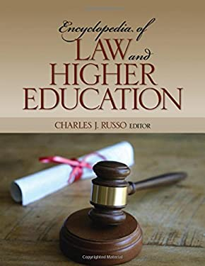 Encyclopedia of Law and Higher Education 9781412981118