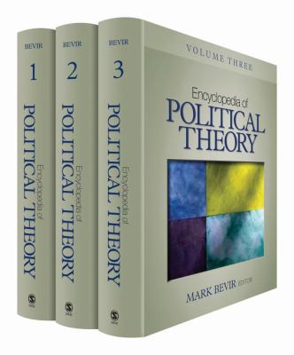 Encyclopedia of Political Theory 9781412958653