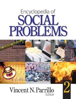 Encyclopedia of Social Problems 9781412941655