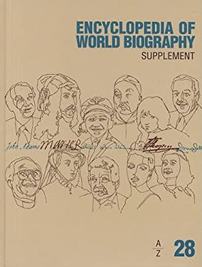 Encyclopedia of World Biography: Supplement 9781414433660