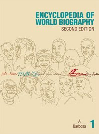 Encyclopedia of World Biography: 2009 Supplement 9781414433677
