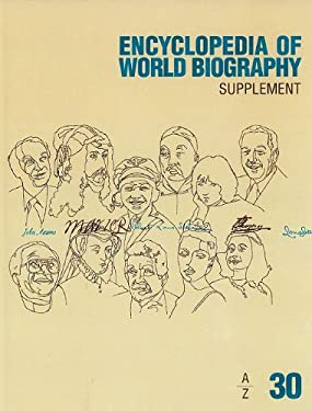 Encyclopedia of World Biography Supplement 9781414459059