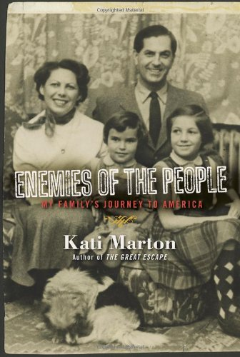 Enemies of the People: My Family's Journey to America 9781416586128