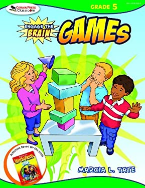 Engage the Brain: Games: Grade 5 9781412959285
