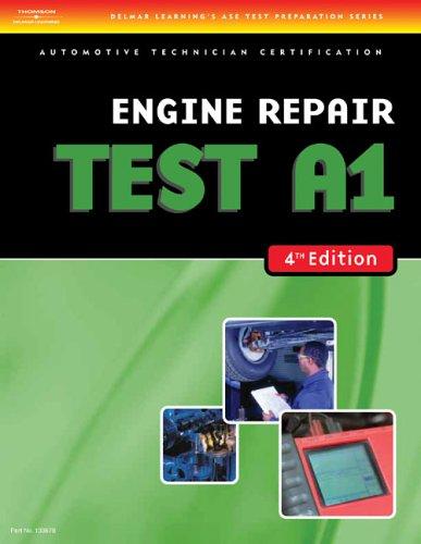 Engine Repair: Test A1 9781418038786
