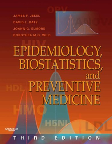 Epidemiology, Biostatistics and Preventive Medicine: With Student Consult Online Access 9781416034964