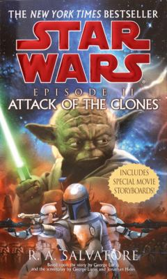 Episode II: Attack of the Clones 9781417737567