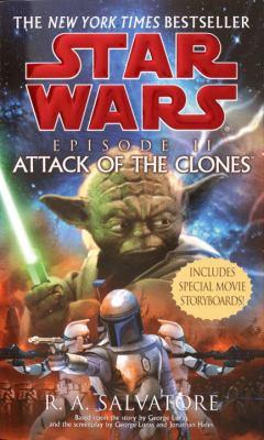 Episode II: Attack of the Clones