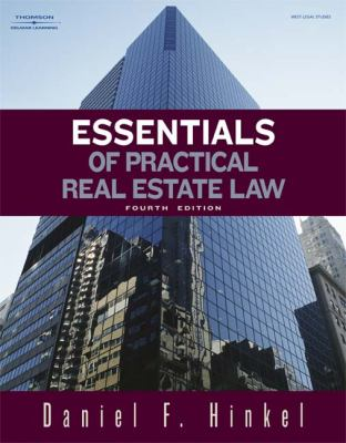 Essentials of Practical Real Estate Law 9781418048068