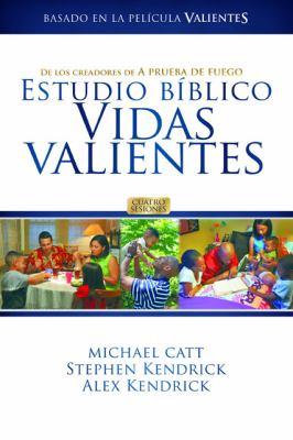 Estudio Biblico Vidas Valientes Para El Participante 9781415868867